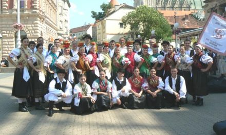 Slogaši Nedelišća koncertom slave 80 godina