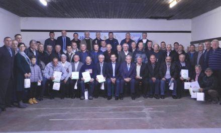 NK Međimurec proslavio 80 godina