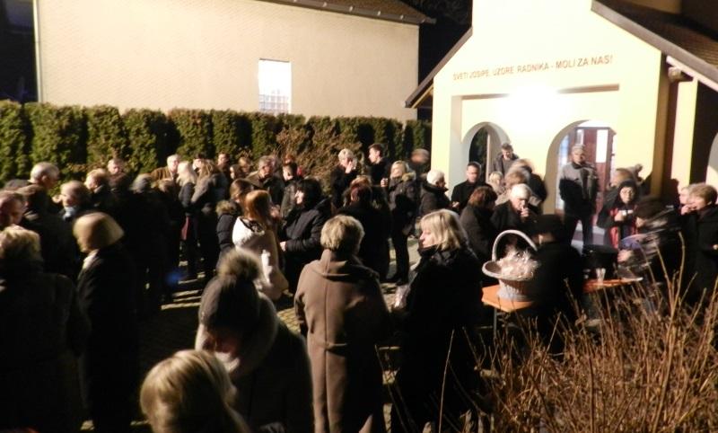 Polnoćno druženje u Dunjkovcu