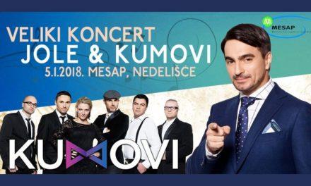 Jole & Kumovi na MESAP-u