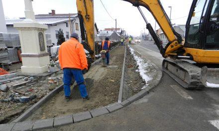 Krenula izgradnja novih pješačkih staza
