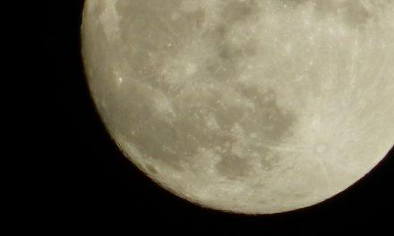 Supermjesec snimljen iz Nedelišća