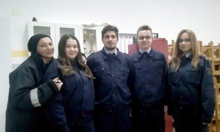 Vatrogasci općine Nedelišće na obuci