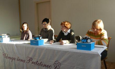 Udruga žena Pretetinec održala godišnju skupštinu