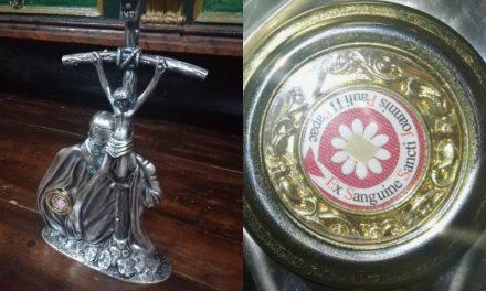 Relikvija Svetog Ivana Pavla II u Međimurju