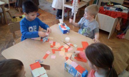 Skupina Jabučice na maštovito-kreativnoj radionici