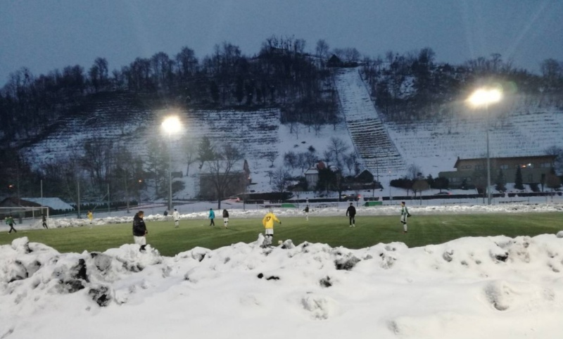 Vikend uoči početka, samo NK Međimurec na pripremnoj utakmici