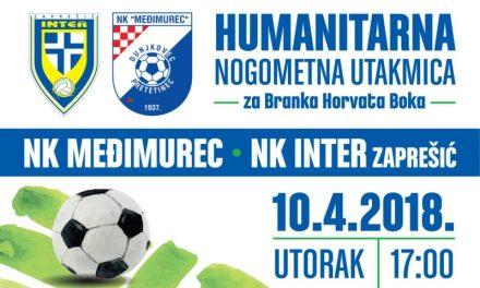 Najava: Humanitarna utakmica Međimurec – Inter Zaprešić