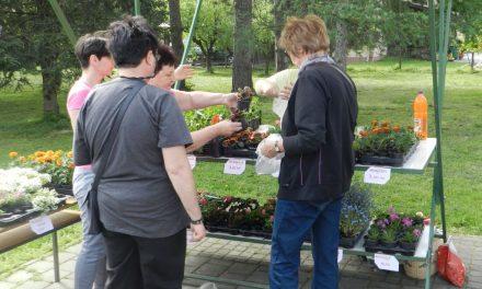 Održan 4. sajam cvijeća u Dunjkovcu