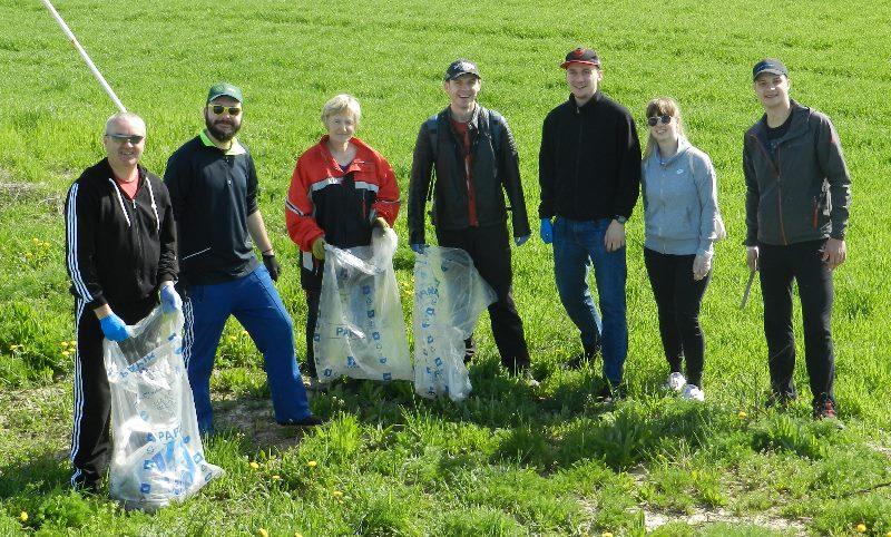 U Općini Nedelišće održana akcija Više cvijeća-manje smeća