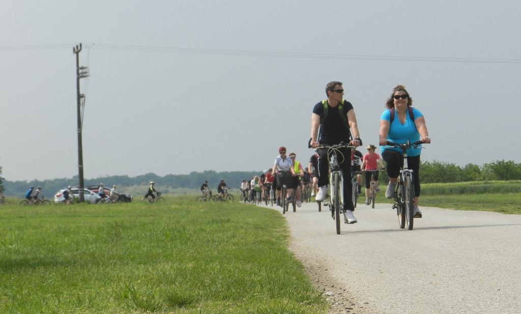 Nova odmorišta za bicikliste u Slakovcu i Gornjem Hrašćanu