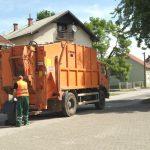Odvoz otpada u Nedelišću umjesto ponedjeljka u subotu