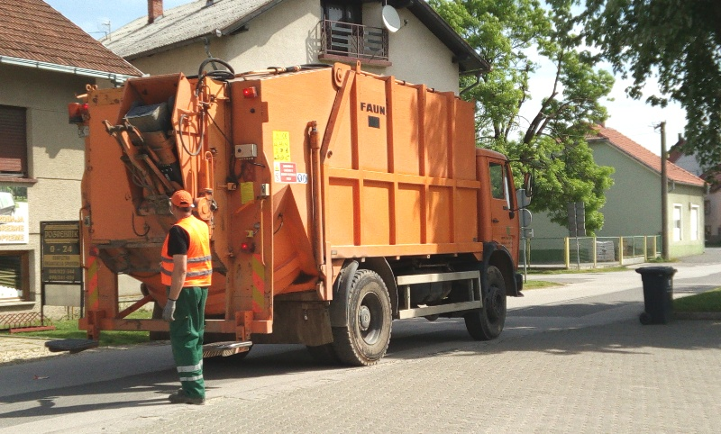 Konačna odluka – nema odvoza otpada praznicima i blagdanima