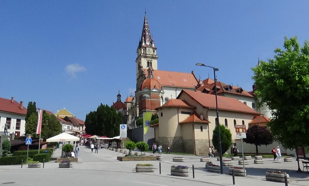 Župa Nedelišće: Hodočašće u Mariju Bistricu samo automobilima