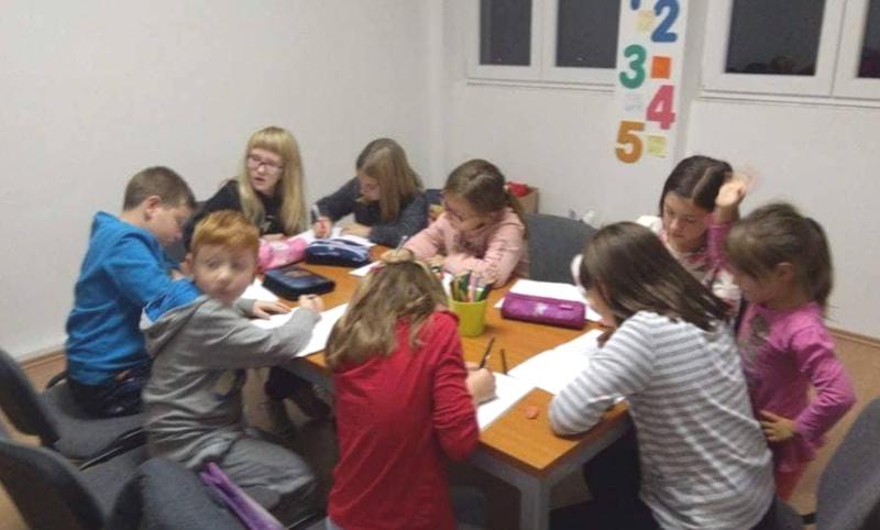 UŽ Pretetinec: Radionice engleskog i talijanskog jezika za djecu