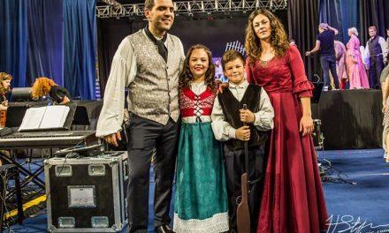 Obitelj Šafarić u mjuziklu Les Miserabiles