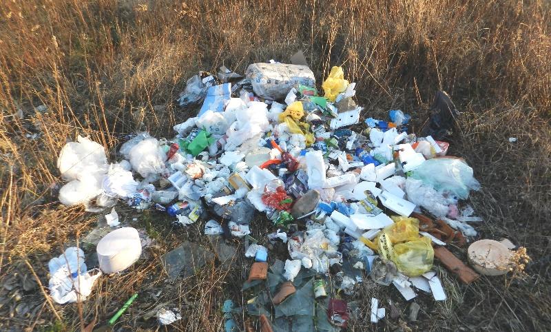 Nova odluka – za odbačeni otpad kazna vlasniku zemljišta ?!?