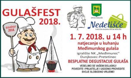 Najava: Međimurska gruda organizira 3. Gulašfest