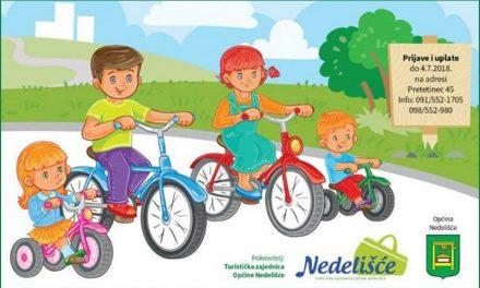 5. Dječja biciklijada u Pretetincu