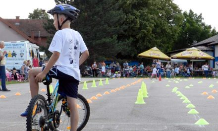 Rekordnih 110 natjecatelja na jubilarnoj 5. Dječjoj biciklijadi Pretetinec 2018.!