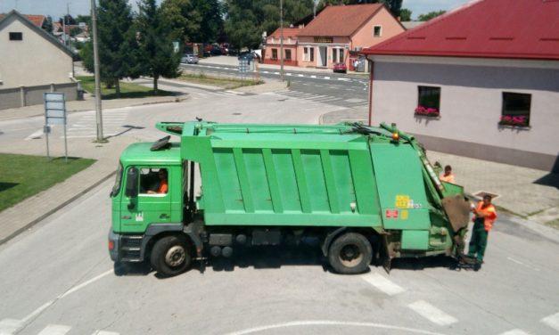 Obavijest ČAKOM-a o promjeni odvoza 5. i 15. kolovoza