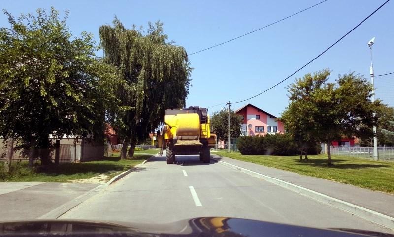 Savjet vozačima – oprezno kroz naselja