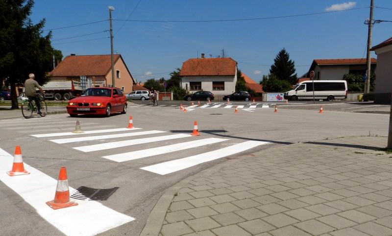 Obnova horizontalne signalizacije u Nedelišću