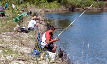 U Pušćinama održano takmičenje u ribolovu
