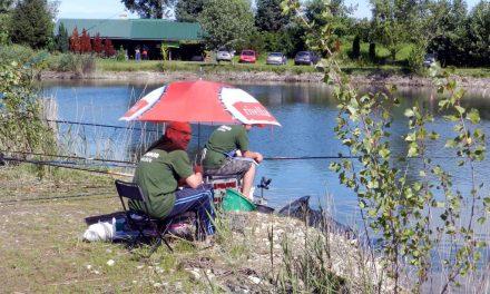 Kup Općine Nedelišće u lovu ribe udicom na plovak