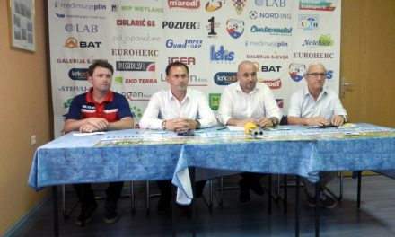 Predstavljen program turnira Međimurec 2018.