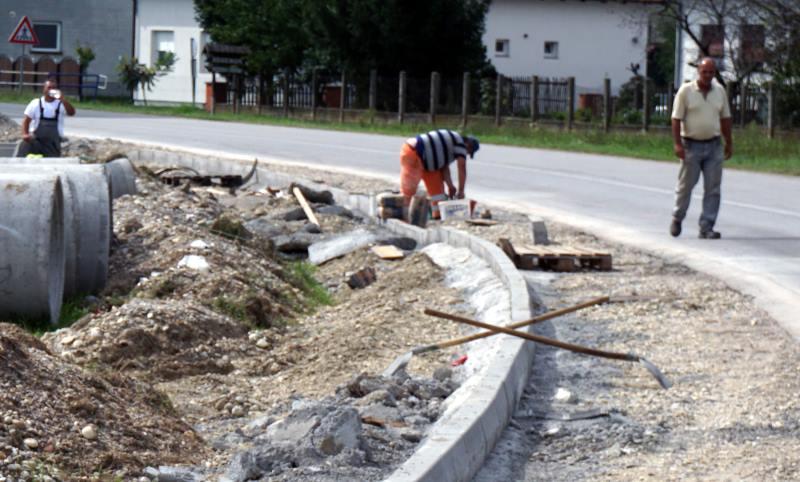 Biciklistička staza Dunjkovec – Slakovec brzo napreduje