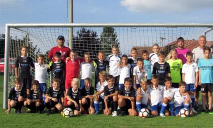 Škola nogometa Petica ugostila vršnjake iz Hajduka