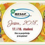 Ovog vikenda posjetite MESAP Jesen