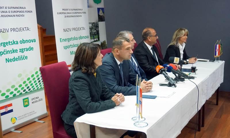 Općini Nedelišće novi ugovori o bespovratnim sredstvima