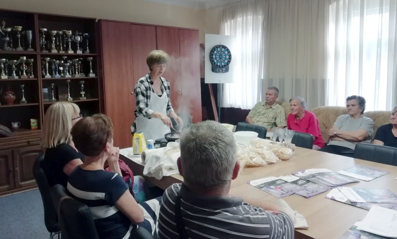"Udruga dijabetičara Nedelišća organizira druženja ""slatke i vesele ekipe"""