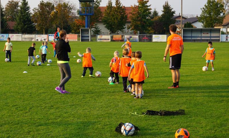 Škola nogometa za najmlađe