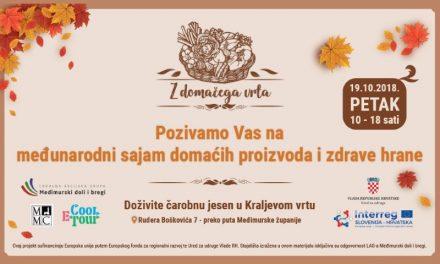 """LAG Međimurski doli i bregi organizira sajam """"Z domačega vrta"""""""