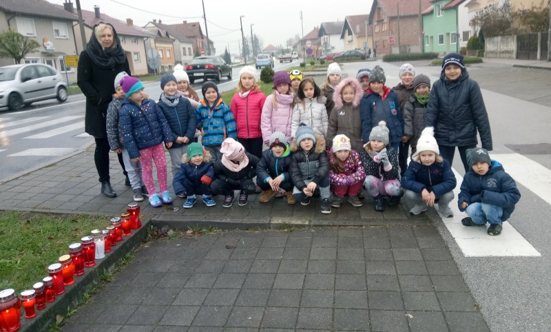 I najmlađi obilježili Dan sjećanja na Vukovar