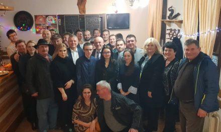 Ministar Darko Horvat uveličao domjenak HDZ-a općine Nedelišće