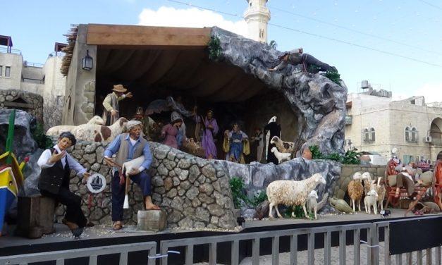 Sretan Božić – uz fotogaleriju iz Betlehema!