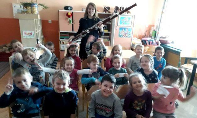U DV Zvončić djeca uživala u umjetnosti