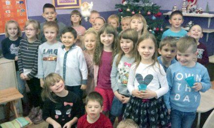 Kifleki na božićnom druženju