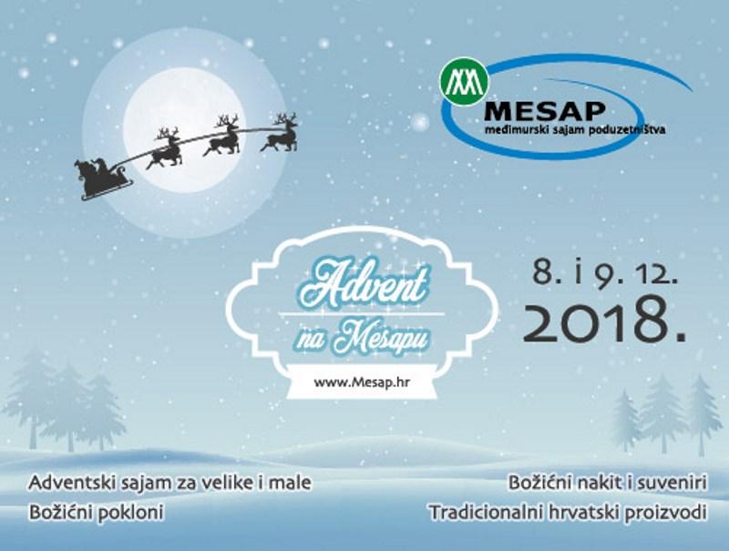 Adventski sajam na MESAP-u
