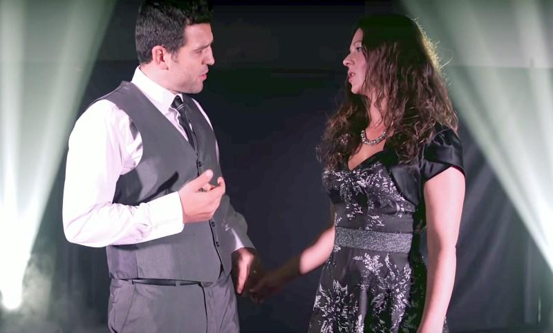 Andrea i Goran Šafarić snimili prvi spot