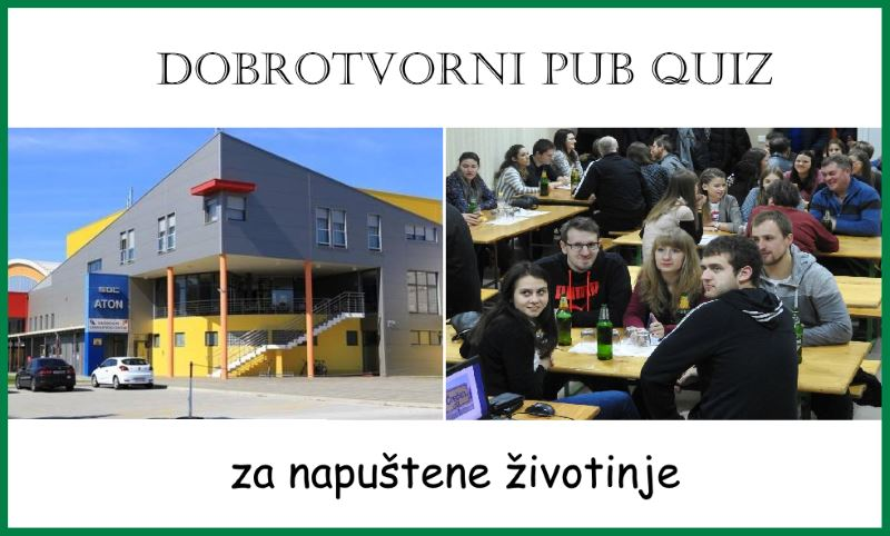 Dobrotvorni pub quiz u Atonu