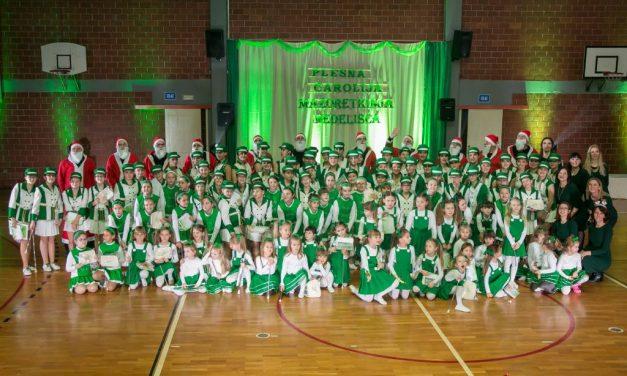 Mažoretkinje Nedelišća četvrtu godinu zaredom oduševile božićno-novogodišnjim programom