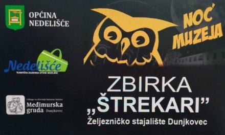 Najava: Noć muzeja ponovno u Dunjkovcu