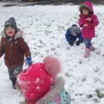Skupina Srčeka iz DV Zvončić uživala je u zimskim radostima!