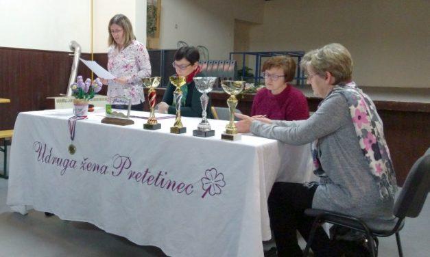 Udruga žena Pretetinec proslavila petu godišnjicu osnutka