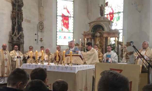 Biskup Mrzljak u Nedelišću